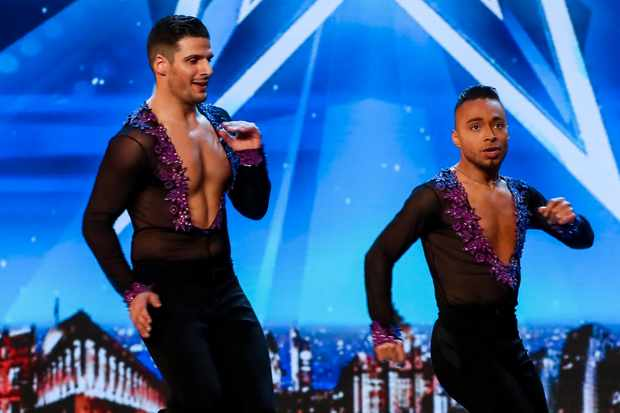 Britain's Got Talent David and Javier