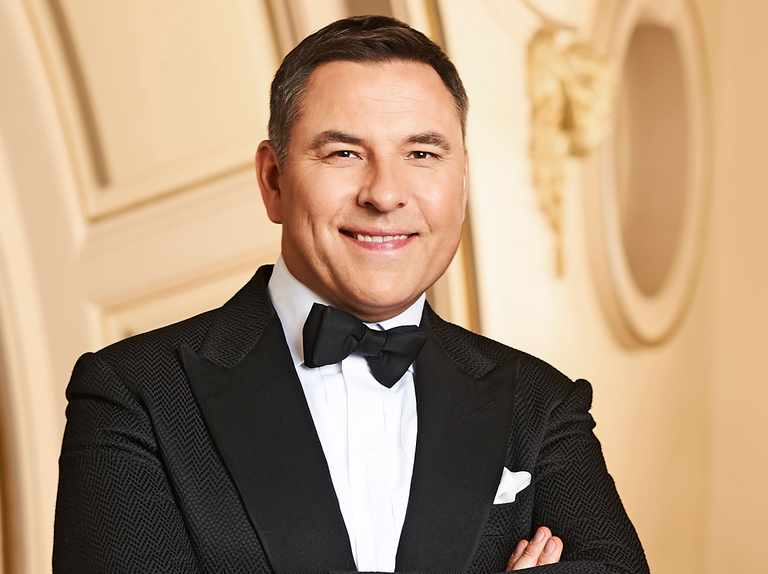David Walliams rules himself out of Strictly Come Dancing