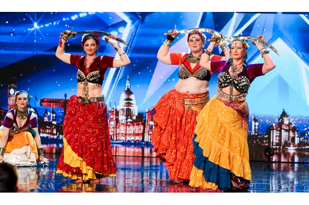Jadoo's Jingles on Britain's Got Talent