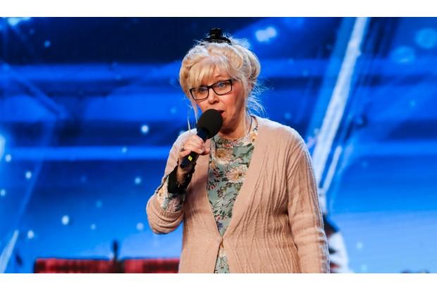 Britain's Got Talent Jenny Darren