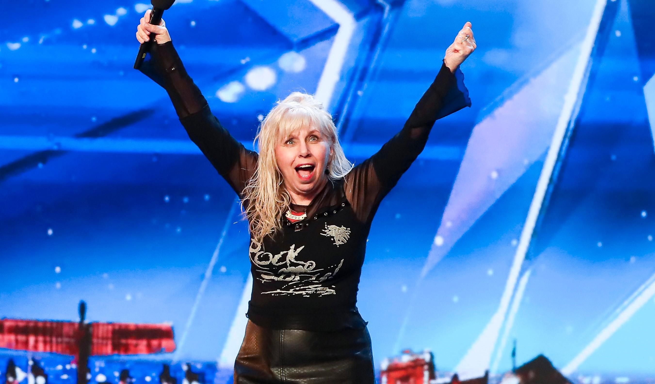 Britain's Got Talent - Jenny Darren