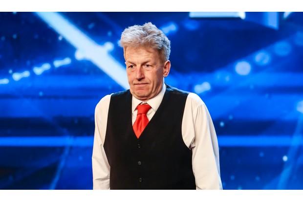 Jon Davison on Britain's Got Talent