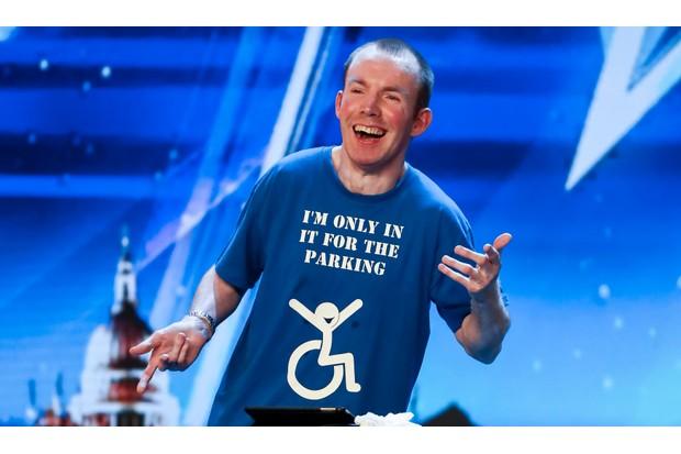 Britain's Got Talent - Lost Voice Guy