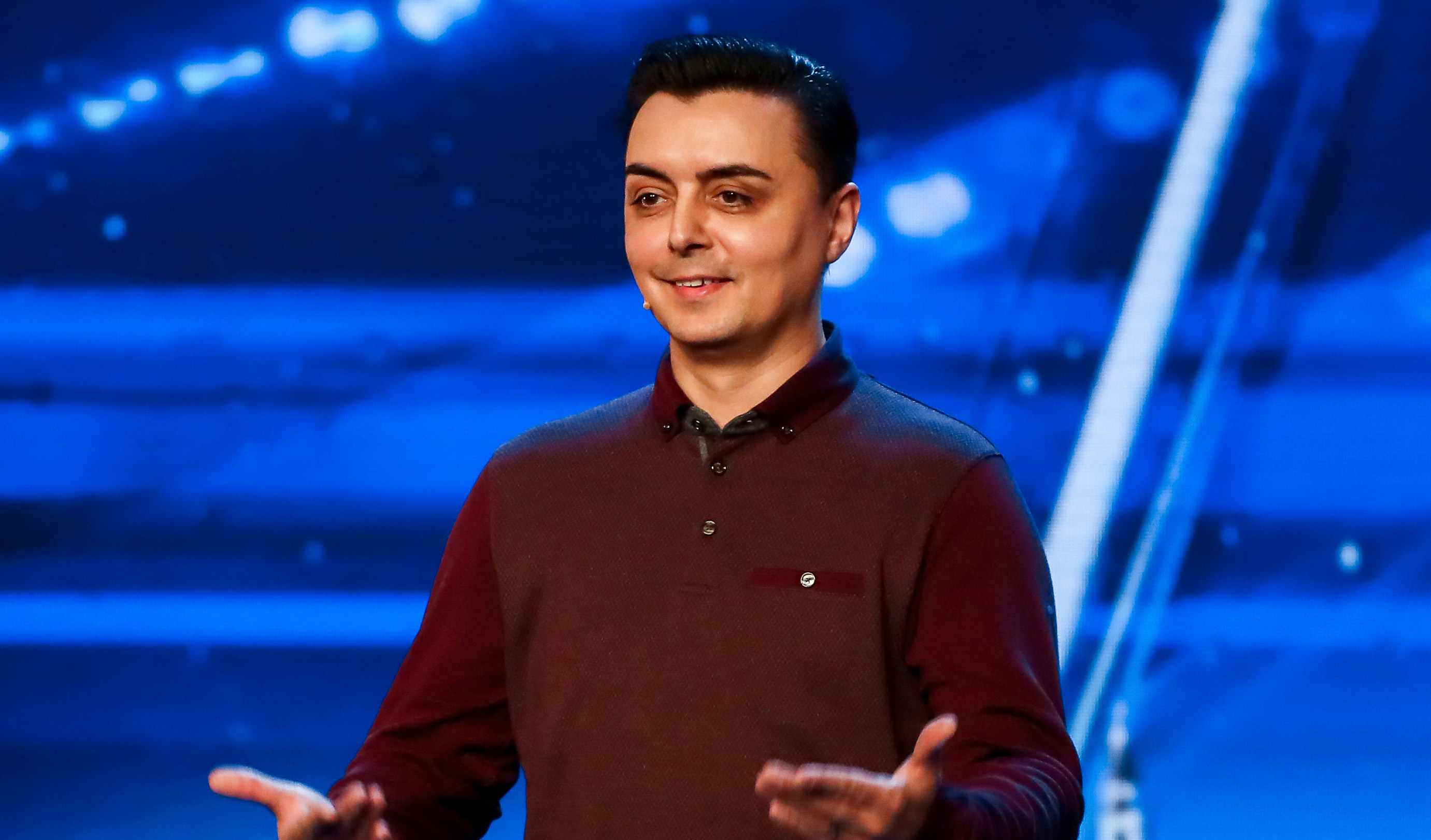 Marc Spelmann on Britain's Got Talent
