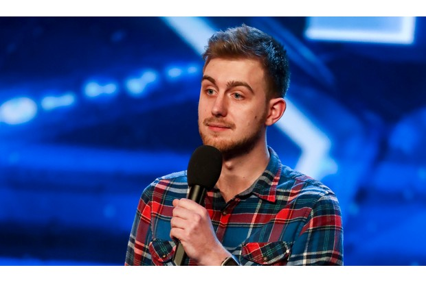 Martin Westgate on Britain's Got Talent