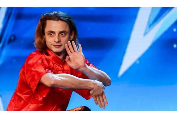 Britain's Got Talent Radu