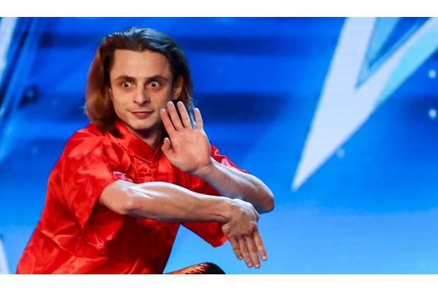 Britain's Got Talent Radu