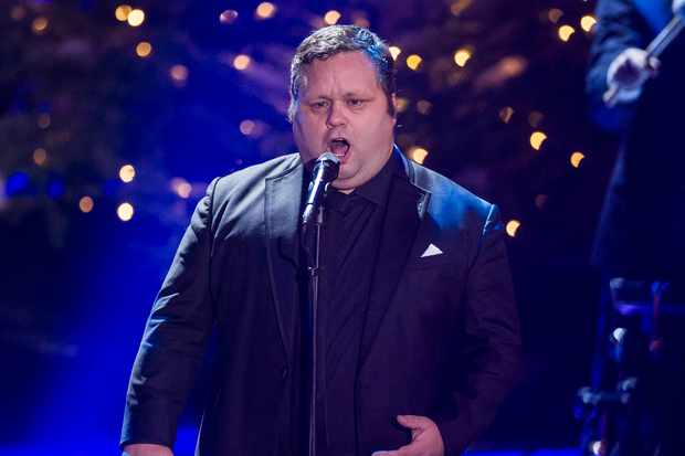Britain's Got Talent winner Paul Potts