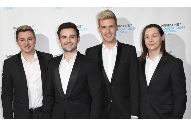 Britain's Got Talent winners Collabro