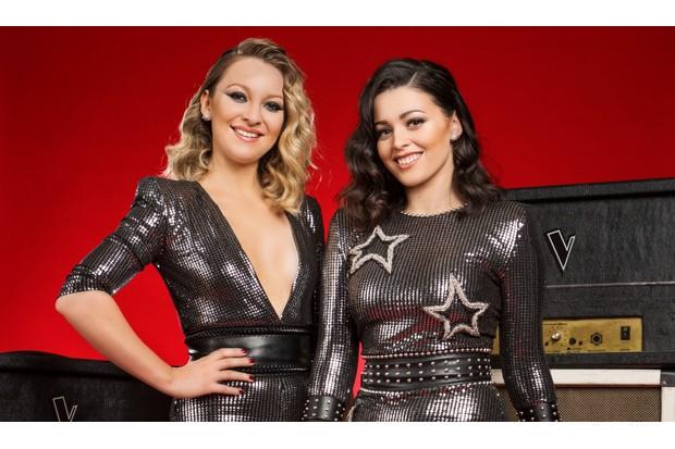 Belle Voci on The Voice UK 2018 Final