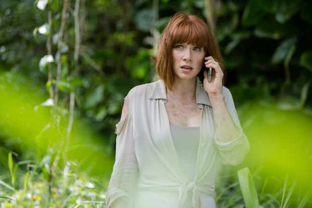 Bryce Dallas Howard as Claire Dearing  Universal, Sky Pics, TL