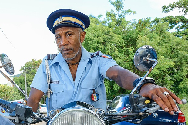 Death in Paradise - Danny John-Jules as Dwayne