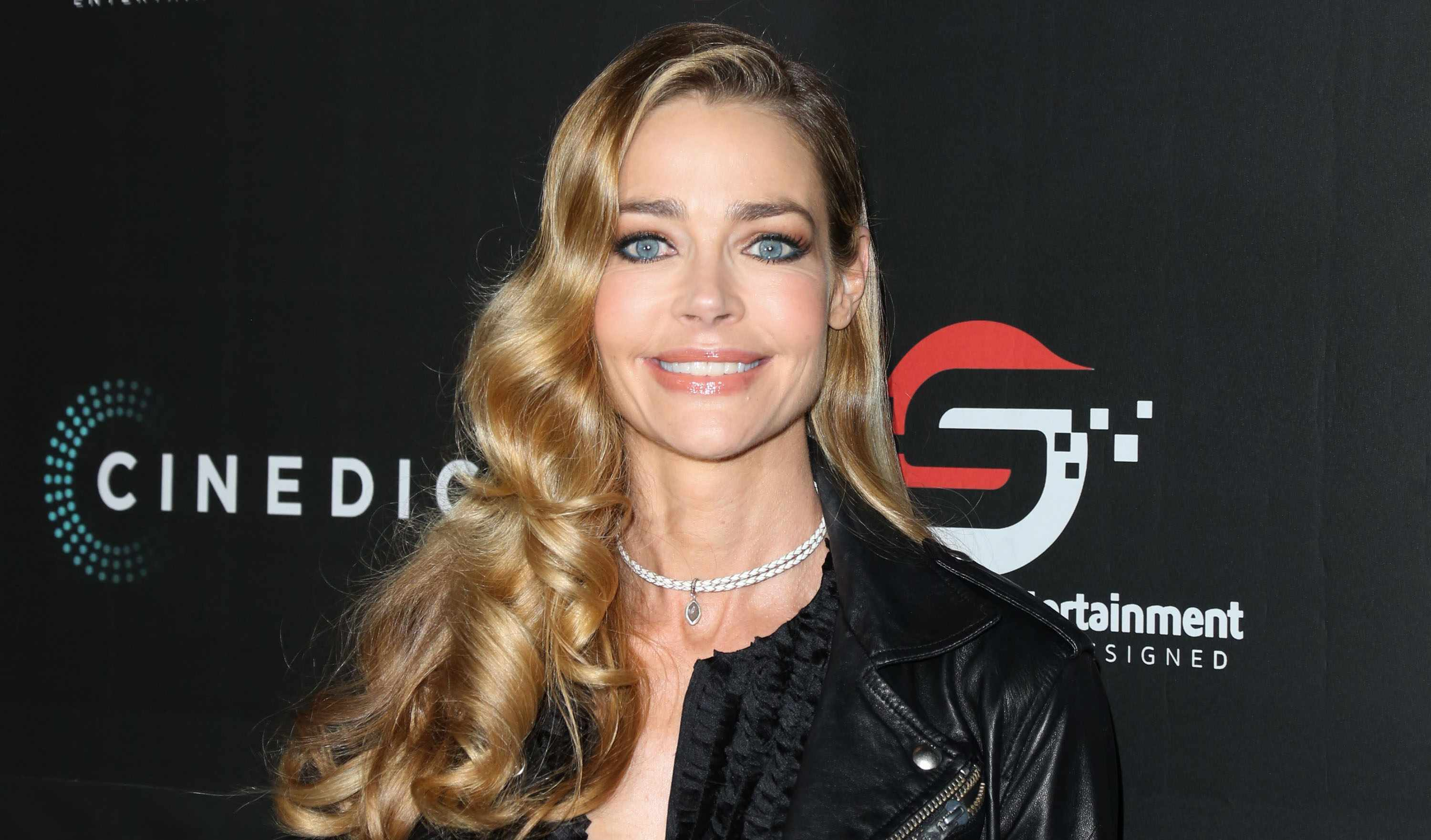 Denise Richards for Saturday Night Takeaway