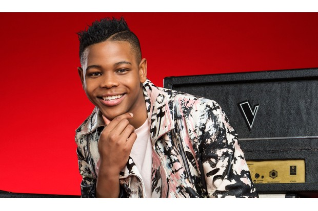 Donel Mangena on The Voice UK 2018 Final