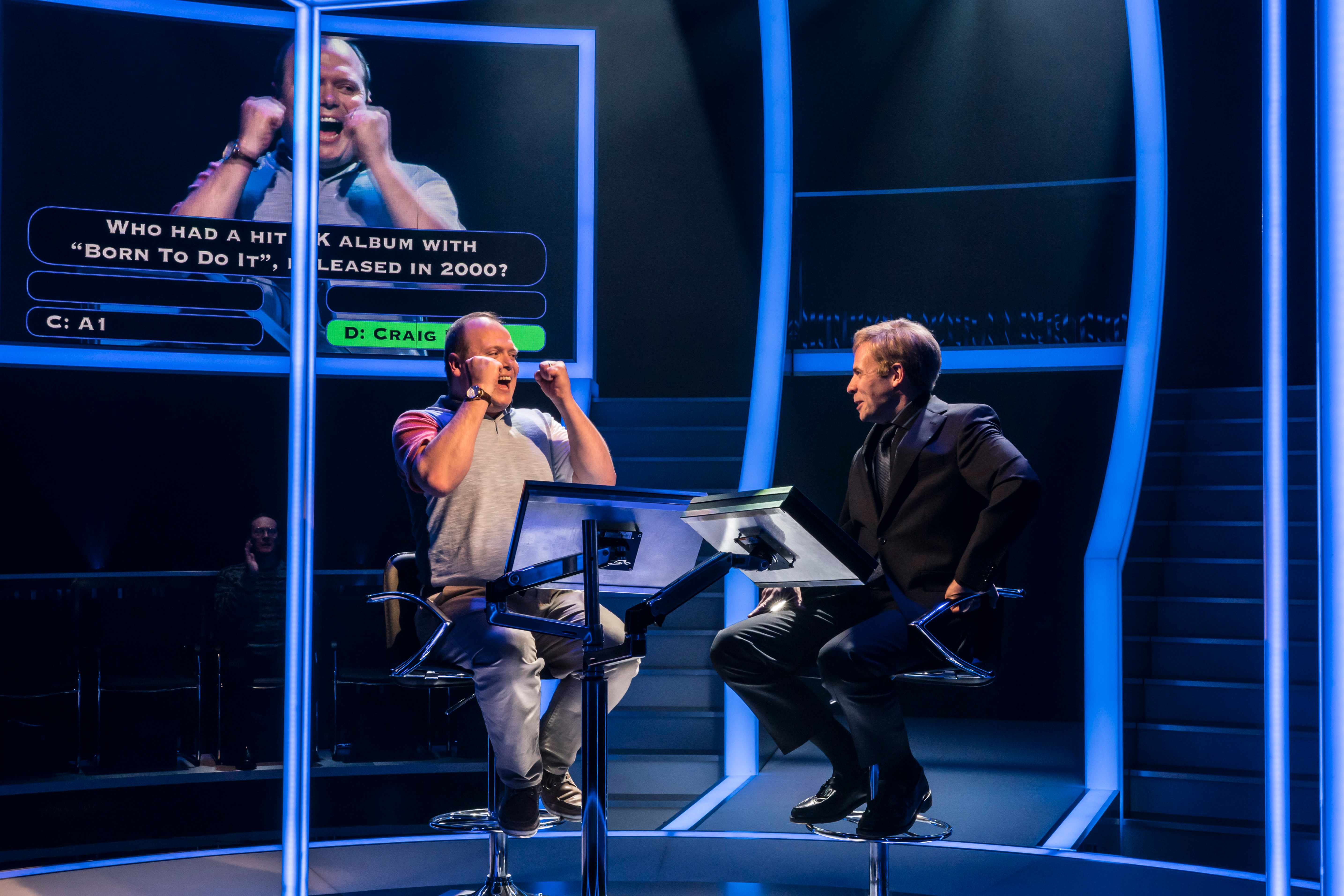 QUIZ by James Graham (photo: Johan Persson)