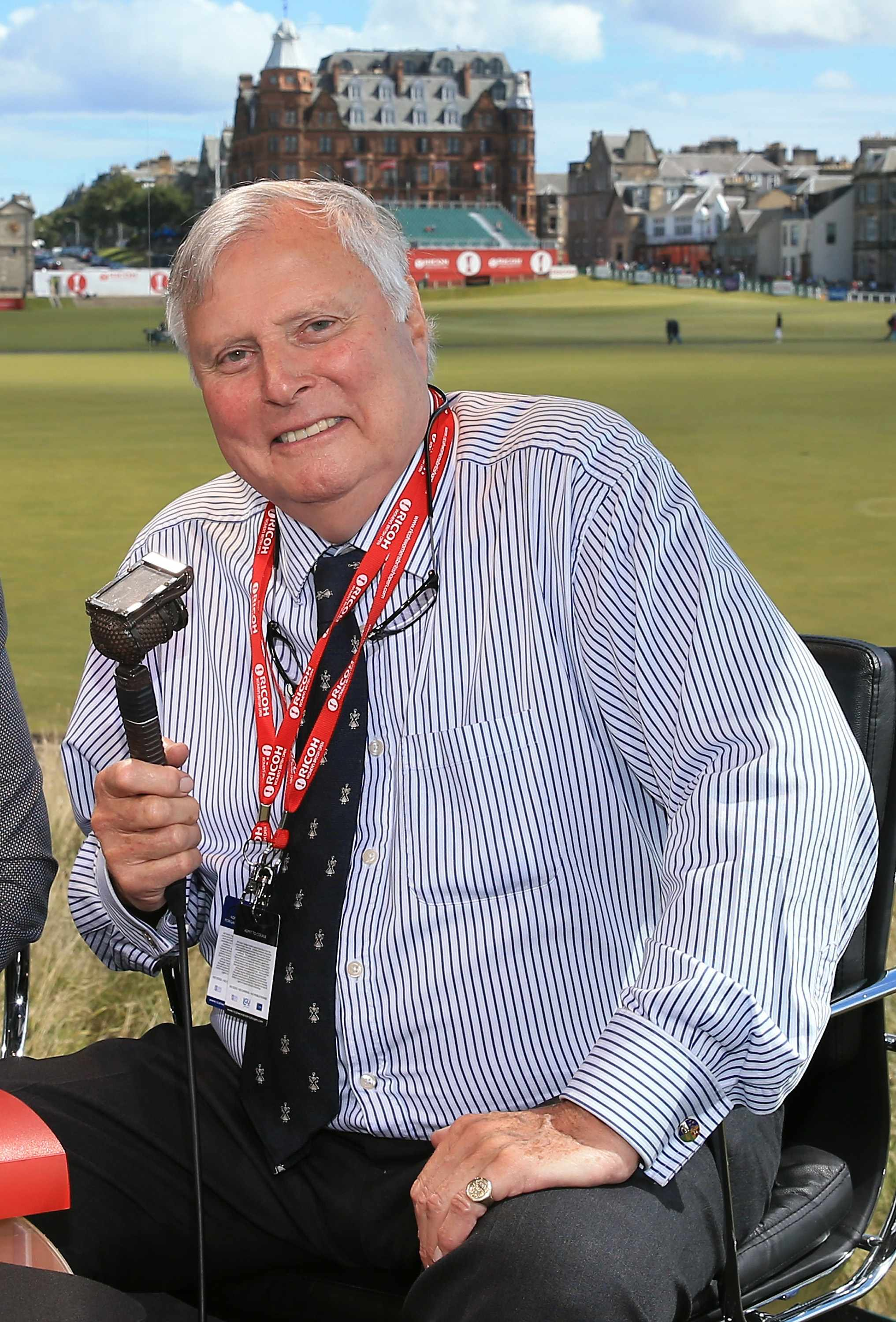 Peter Alliss (Getty, EH)