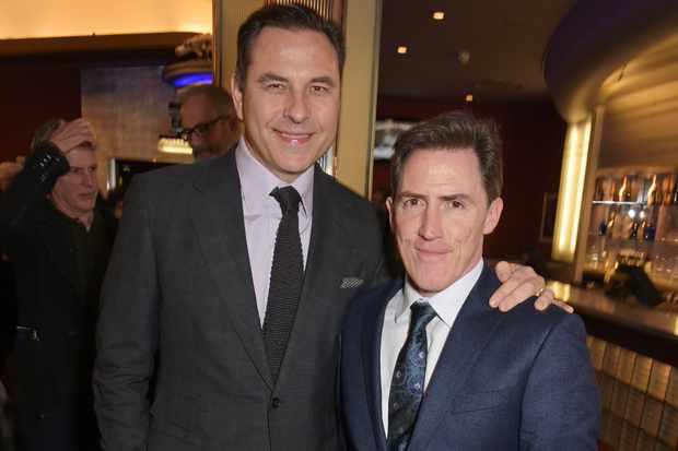 David Walliams and Rob Brydon (Getty, EH)