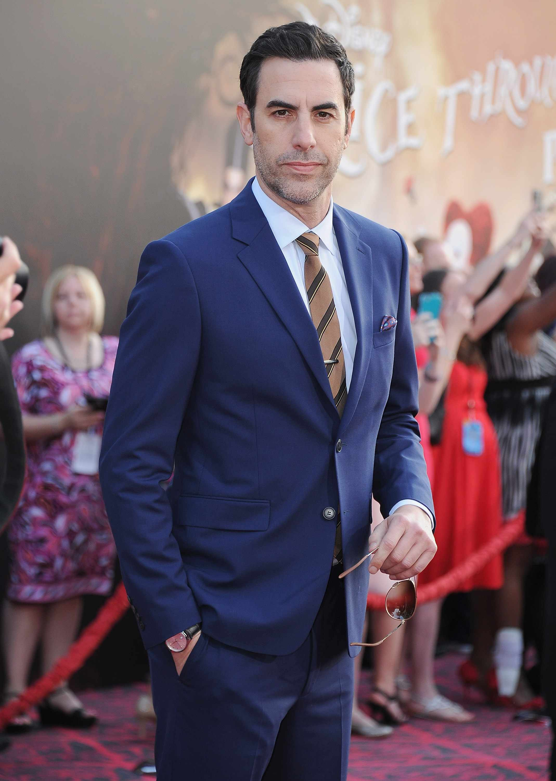 Sacha Baron Cohen (Getty, EH)