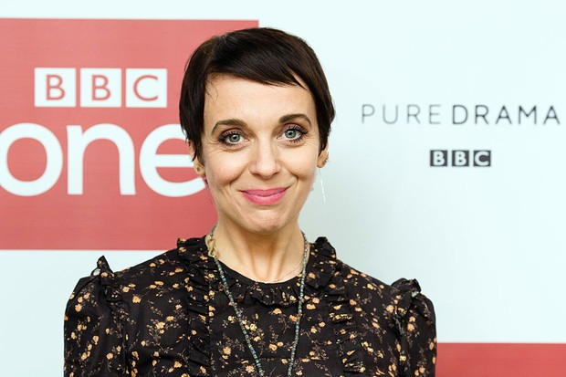 LONDON, ENGLAND - DECEMBER 19:  Amanda Abbington attends a screening of the Sherlock 2016 Christmas Special at Ham Yard Hotel on December 19, 2016 in London, England.  (Photo by Jeff Spicer/Getty Images)