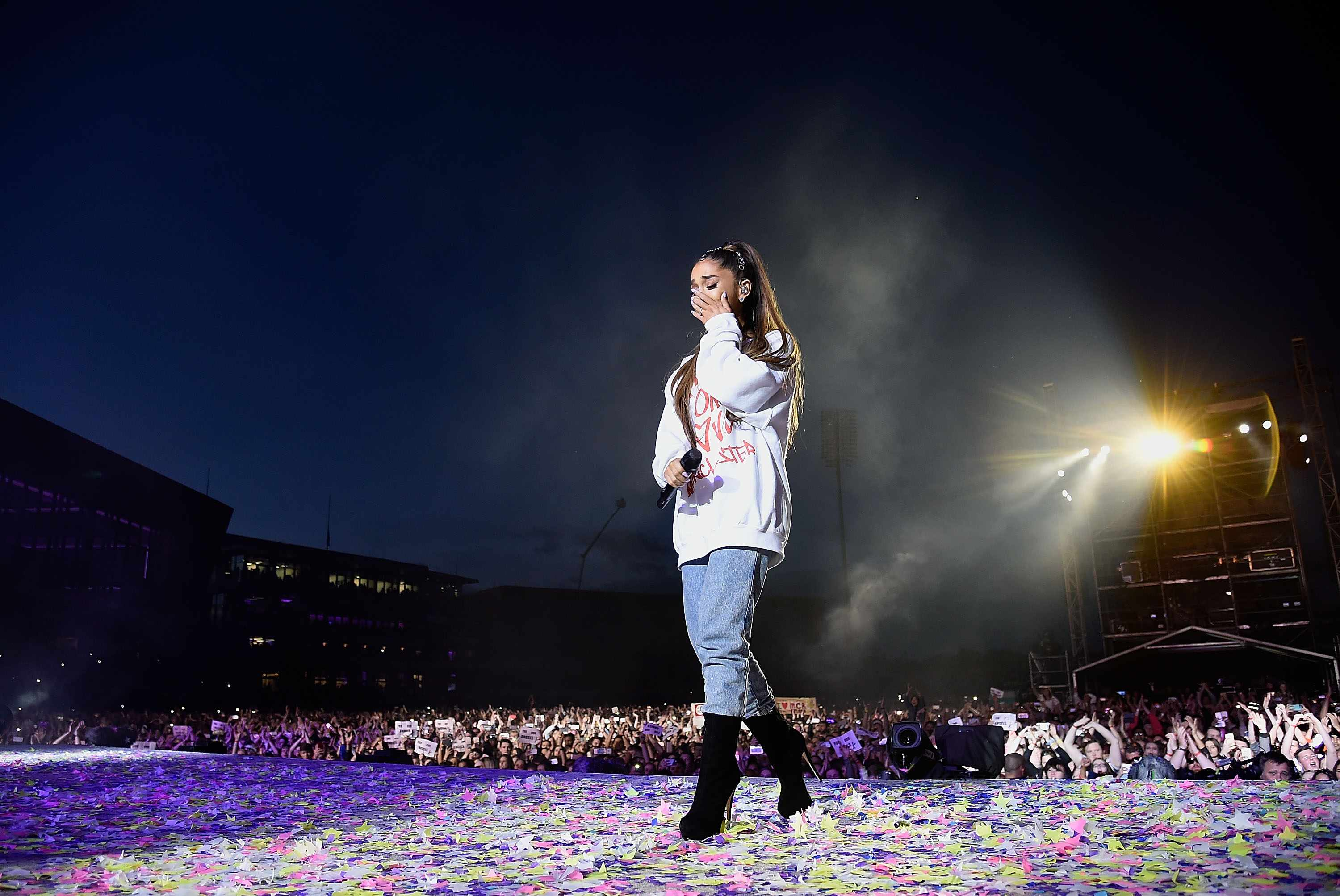 One Love Manchester Benefit Concert (Getty, EH)