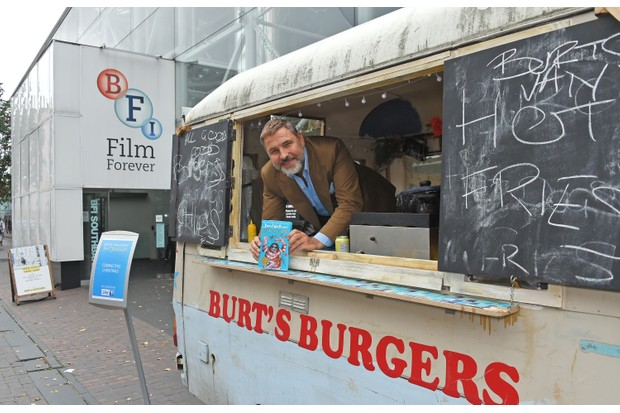 David Walliams attends a BFI Southbank preview of Ratburger, Sky 1's TV adaptation of his book (Getty, EH)