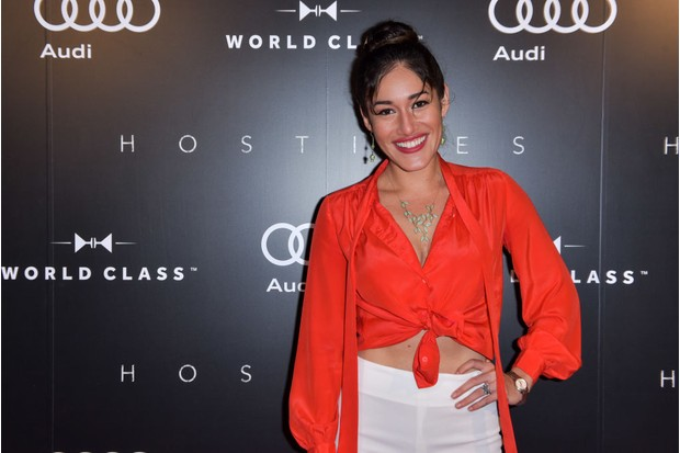 """TORONTO, ON - SEPTEMBER 11: Actress Q'orianka Kilcher attends the Diageo World Class Canada and Audi """"Hostiles"""" premiere party during the 2017 Toronto International Film Festival at Bisha Hotel & Residences on September 11, 2017 in Toronto, Canada. (Photo by Dominik Magdziak Photography/WireImage)"""