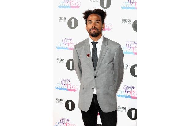 LONDON, ENGLAND - OCTOBER 22: Dev Griffin attends the BBC Radio 1 Teen Awards 2017 at Wembley Arena on October 22, 2017 in London, England. (Photo by Tim P. Whitby/Tim P. Whitby/ Getty Images)