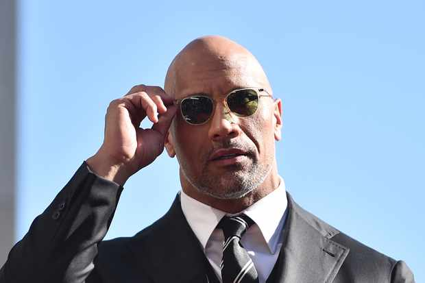 Dwayne Johnson (Getty, EH)