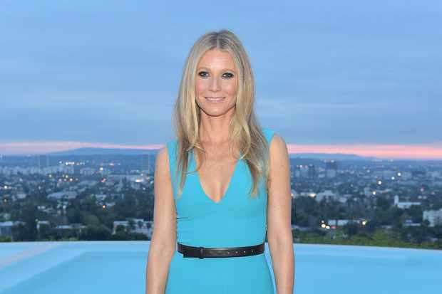 LOS ANGELES, CA - MARCH 20: Gwyneth Paltrow attends The Hollywood Reporter and Jimmy Choo Power Stylists Dinner on March 20, 2018 in Los Angeles, California. (Photo by Donato Sardella/Getty Images for The Hollywood Reporter)
