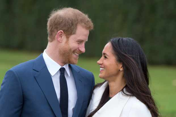 When Is The Royal Wedding 2018.When S The Royal Wedding Of Prince Harry Meghan Markle Tv Dress