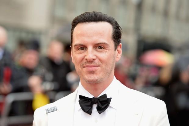 LONDON, ENGLAND - APRIL 08: Andrew Scott attends The Olivier Awards with Mastercard at Royal Albert Hall on April 8, 2018 in London, England. (Photo by Jeff Spicer/Getty Images)