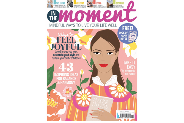Sarah Orme is Digital Editor editor for In The Moment. Issue 11 is out in the UK now