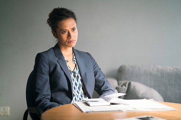 Innocent - Angel Coulby plays DI Cathy Hudson