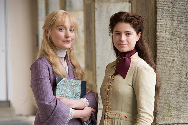 Laura and Marian in The Woman in White