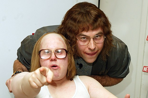 Little Britain's Matt Lucas and David Walliams