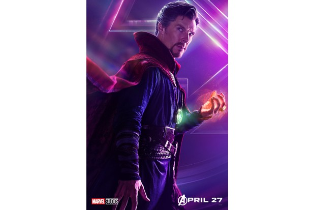Avengers Infinity War 22 New Character Posters Revealed