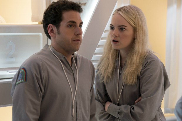 Maniac starring Emma Stone and Jonah Hill