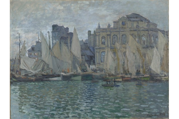 The Museum at Le Havre (National Gallery)