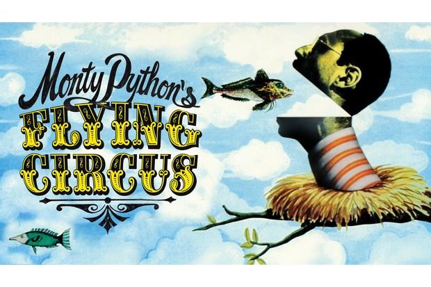 Monty Python's Flying Circus logo