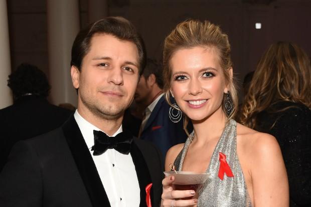 Pasha Kovalev and Rachel Riley