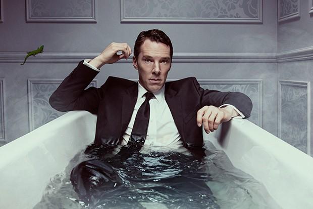 Benedict Cumberbatch as Patrick Melrose