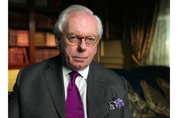 Historian David Starkey (ITV/FC)