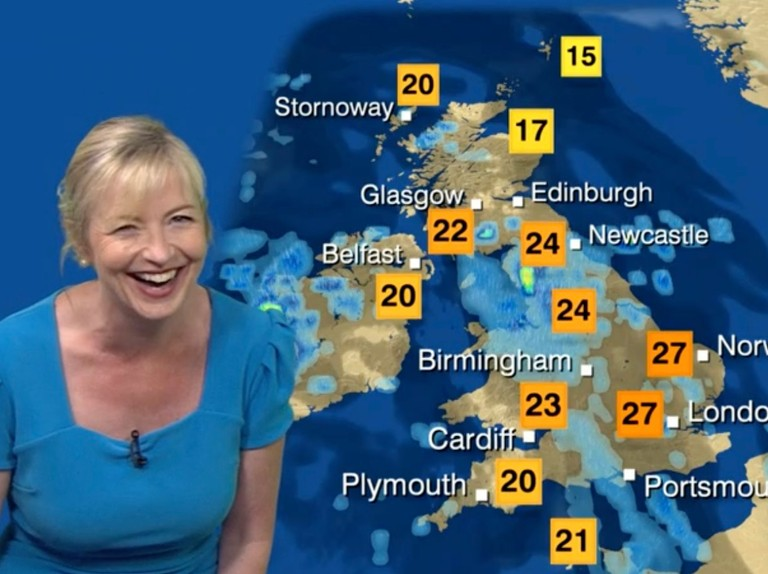How are BBC weather forecasts made? - Radio Times