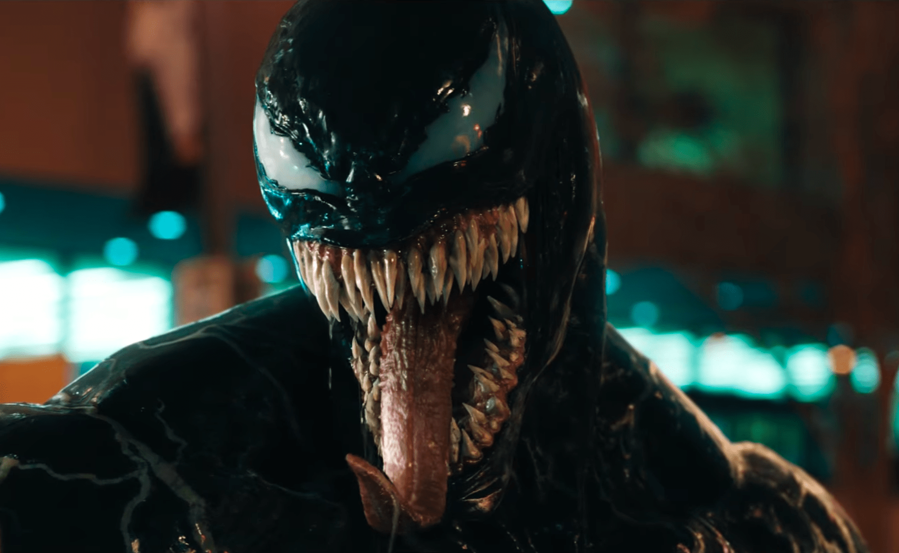Tom Hardy as Venom (Sony, BA)