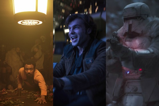 Solo: A Star Wars story (Lucasfilm, HF)