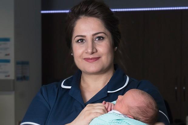 One Born Every Minute midwife Sozan Nadir