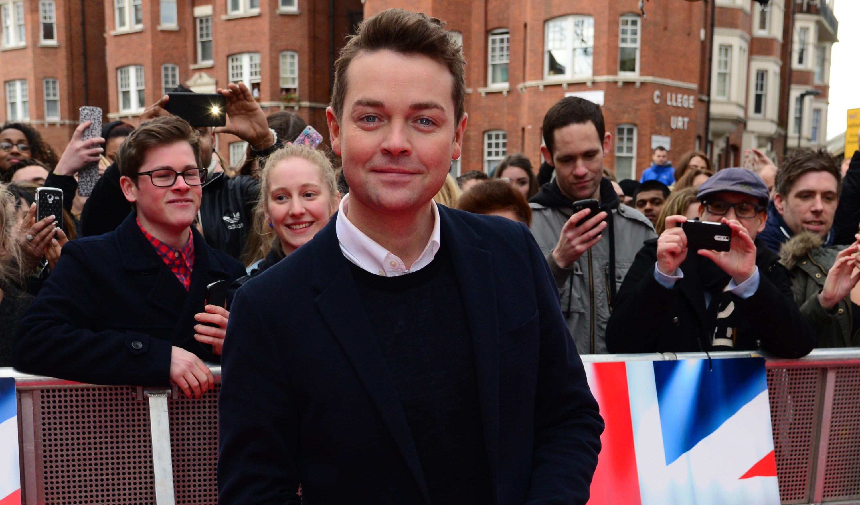 Britain's Got Talent - London Auditions - Stephen Mulhern