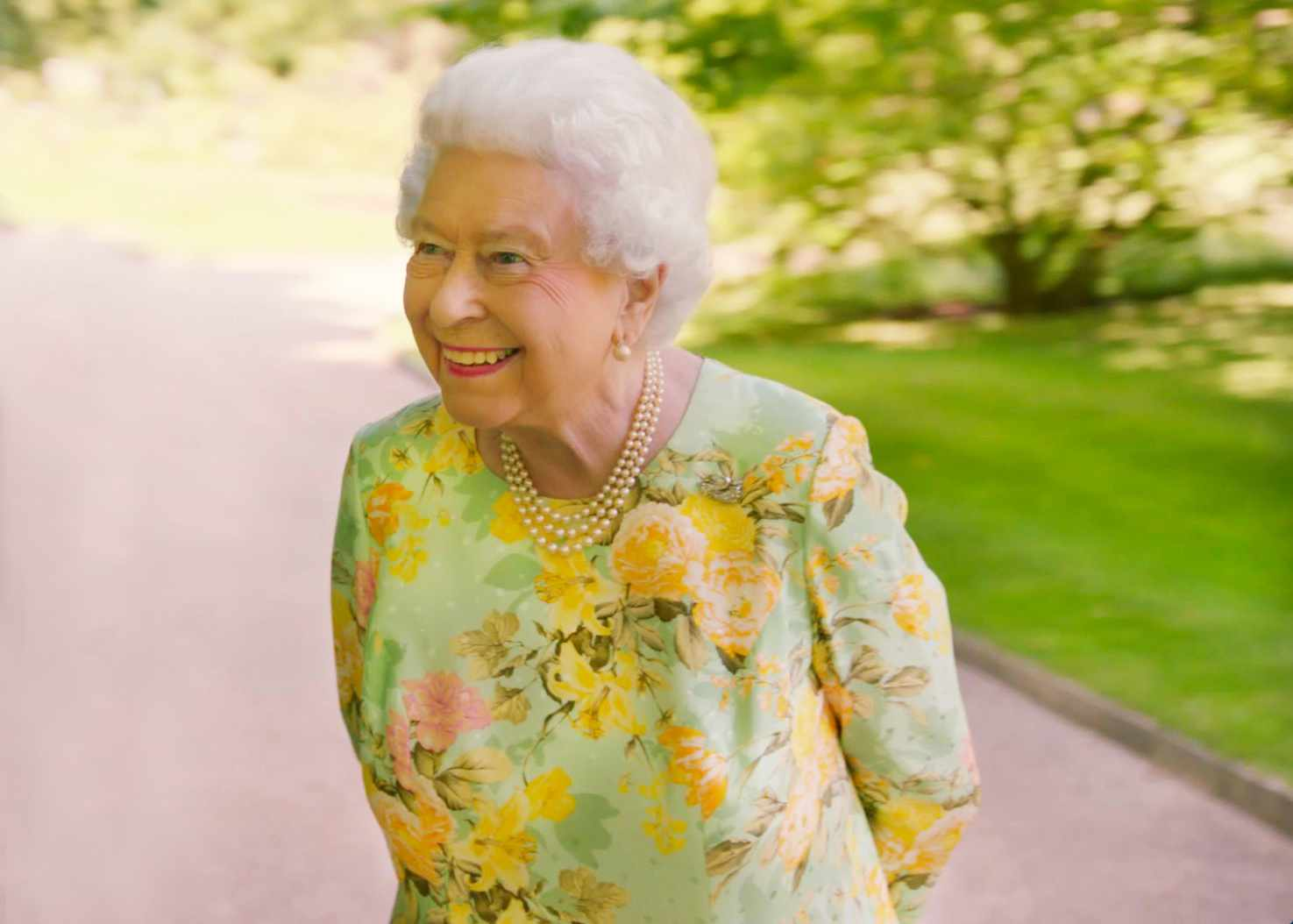 The Queen's Green Planet (ITV, EH)