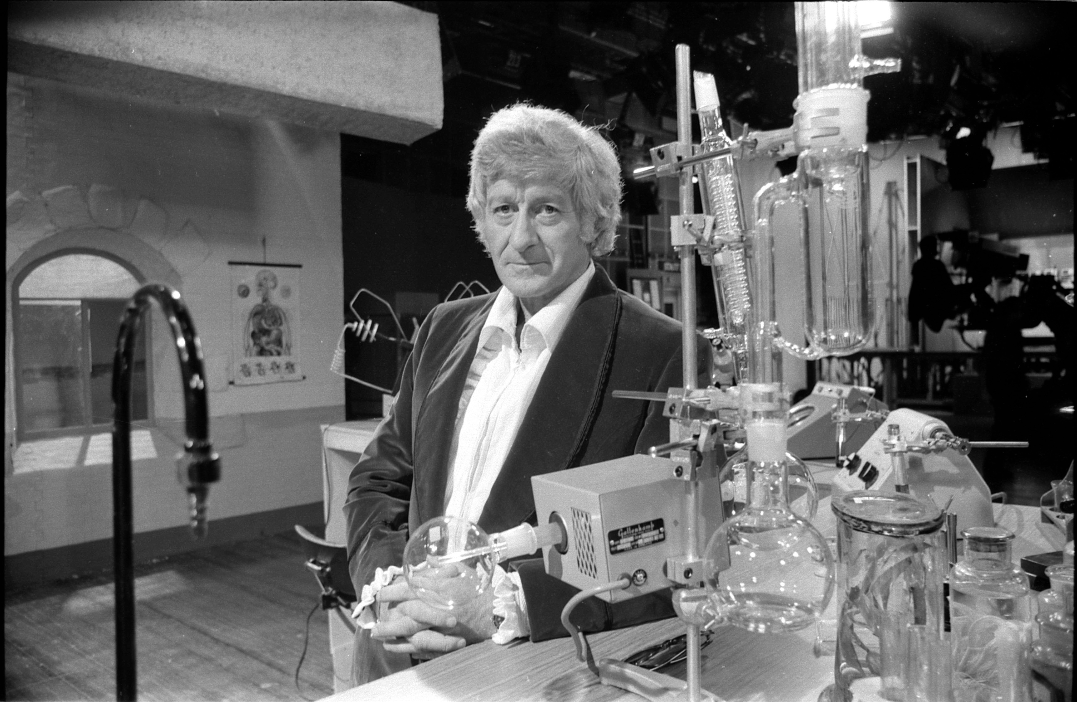 Terror of the Autons Pertwee