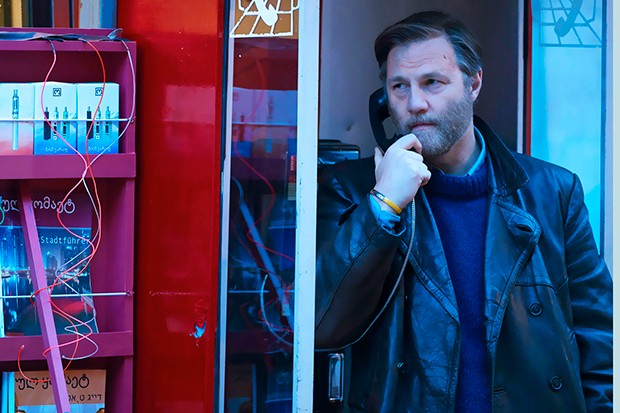 The City and the City - David Morrissey as Tyador Borlu